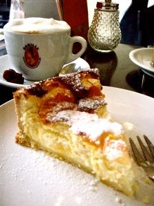 Kaffe und Kuchen
